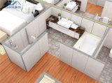 El panel de pared compuesto cómodo de emparedado de Eco para la casa prefabricada