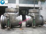 中国のステンレス鋼は非帰りの振動ディスク小切手弁フランジを付けたようになった