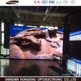 Farbenreicher Innenbildschirm LED-P6 mit örtlich festgelegter Installation