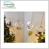 Bola de la Navidad del diseño de la Navidad de la decoración del árbol de navidad diversa