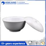 Прочный разработке нестандартного использования меламина Unicolor чашу для риса для хранения