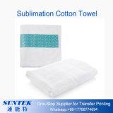 Katoenen van de sublimatie Lege Handdoek voor de Druk van de Overdracht van de Hitte