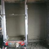 Mur plâtrant la machine, machine de rendu de mur