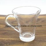 برميل دوّار شكل زجاجيّة فنجان أداة مائدة آنية زجاجيّة