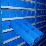 Shelving padrão do escaninho do armazém industrial para o armazenamento pequeno das peças