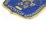 Medalha feita sob encomenda da concessão dos esportes do patrocinador da liga do presente e do zinco da lembrança