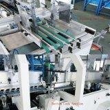 直線(GK-780A)が付いている折る機械をつける780mmのサイズの板紙箱