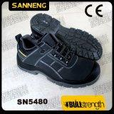가장 새로운 증명서를 준 낮은것 커트 안전 신발 (SN5480)