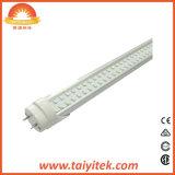 Rimontaggio di plastica di vetro del coperchio 9W 12W 16W del tubo T8 del LED del tubo Flourescent