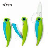 Керамические фрукты складной нож попугай формы ножа