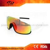 De Beste Verkopende het Cirkelen van de Vliegenier Lopende Unisex-Beschermende brillen van uitstekende kwaliteit van de Sporten van de Fiets van de Glazen van de Zon van de Visserij