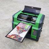 Impressora Flatbed UV da caixa do telefone móvel do tamanho A3