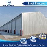 Bastidor de acero Sructure profesionales personalizados taller de construcción con diseño de almacenes