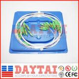 0.9mm 섬유 광학적인 1X16 PLC 쪼개는 도구