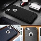 Drahtziehen-Telefon-Kasten für iPhone 8 Telefon-Kasten für iPhone 8 Fall-Handy