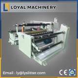 Cortadora de la cinta adhesiva 1600 de alta calidad y máquina automáticas de Rewinder