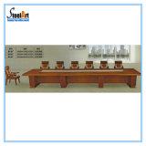 Tabela de reunião luxuosa do projeto da mobília de escritório (FEC C131)