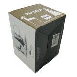 Cadre de empaquetage de tasse d'e cannelure avec l'impression faite sur commande