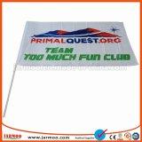 indicateur de papier promotionnel de bâton de main de 14X21cm