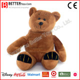 Giocattolo molle della peluche dell'orso dell'orsacchiotto dell'animale farcito En71 per l'abbraccio dei capretti