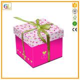 Коробка подарка OEM изготовленный на заказ бумажная/коробка бумаги упаковывая