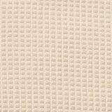 Coperta del tessuto della cialda del cotone egiziano di 100% - in pieno/regina, trapunta naturale del Bedcover