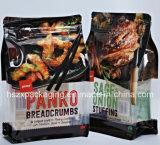Attraktives buntes würziges Nahrungsmitteldrucken-verpackenbeutel
