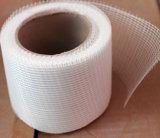 Cinta auta-adhesivo del acoplamiento de la junta de la mampostería seca de la fibra de vidrio con el material resistente de la pared del álcali flexible suave