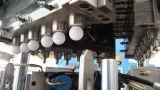 Máquina moldando vertical do sopro da esfera da tampa do bulbo de lâmpada do diodo emissor de luz
