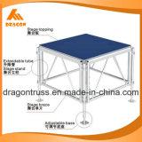 알루미늄 휴대용 실내 단계 알루미늄 움직일 수 있는 단계 (MS01B)