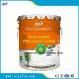 Воды на основе полиуретана водонепроницаемым покрытием