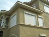 Aluminiumlegierung-Rollen-Blendenverschluss-Fenster mit Ce/RoHS/TUV/CB