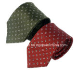 ファッション小物の混合されたパターン柔らかいネクタイ