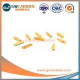 Inserti del carburo di tungsteno di CNC degli utensili per il taglio Cnmg120404/Tnmg160408