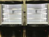 Ijskast /Chiller/Fridge/Cooler van de Vertoning Multideck van de supermarkt de Open