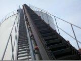 De steile Transportband van de RubberRiem van de Rok van de Hoek