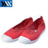 La promotion de la mode à bas prix des chaussures en toile de la Chine mignon