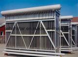 Tanque jaqueta eficaz da chapa de protecção do ambiente de poupança de energia do trocador de calor