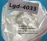 Poudre de prohormones Sarms LGD-4033 / Ligandrol LGD 4033 modulateurs des récepteurs aux androgènes