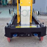 Solo vector de elevación del mástil (maquinaria) para 6 M