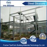 Новая конструированная гальванизированная стальная конструкция пакгауза делает в Китае