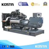 125kVA de Dieselmotor van de generator voor het ReserveGebruik van het Huis