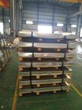 Stock de fábrica de hojas y bobinas de acero inoxidable 201 N° 4 de acabado para la fabricación de los sumideros