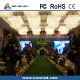 P4.81 LED Interior video wall para publicidad