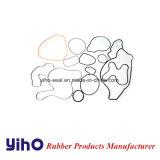 Guarnizione di gomma e rondelle di Silicone/EPDM/SBR/NBR/FKM (VITON)