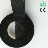 ポリエステル羊毛テープ高品質の結合ケーブルのための付着力の黒いビロードの羊毛テープ