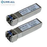 10Gbps 1470~1610nm SFP+ Transceptor SFP de fibra óptica CWDM