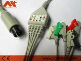 Zoll 9500-0229 Compatible Cable de ECG con derivaciones