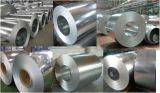 Prepainted bobina de aço galvanizado e PPGI, Chapa de Aço da bobina de aço revestido a cores