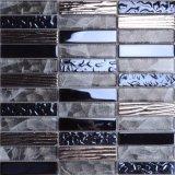Ghana Rectángulo Casa Deco mosaico espejo biselado